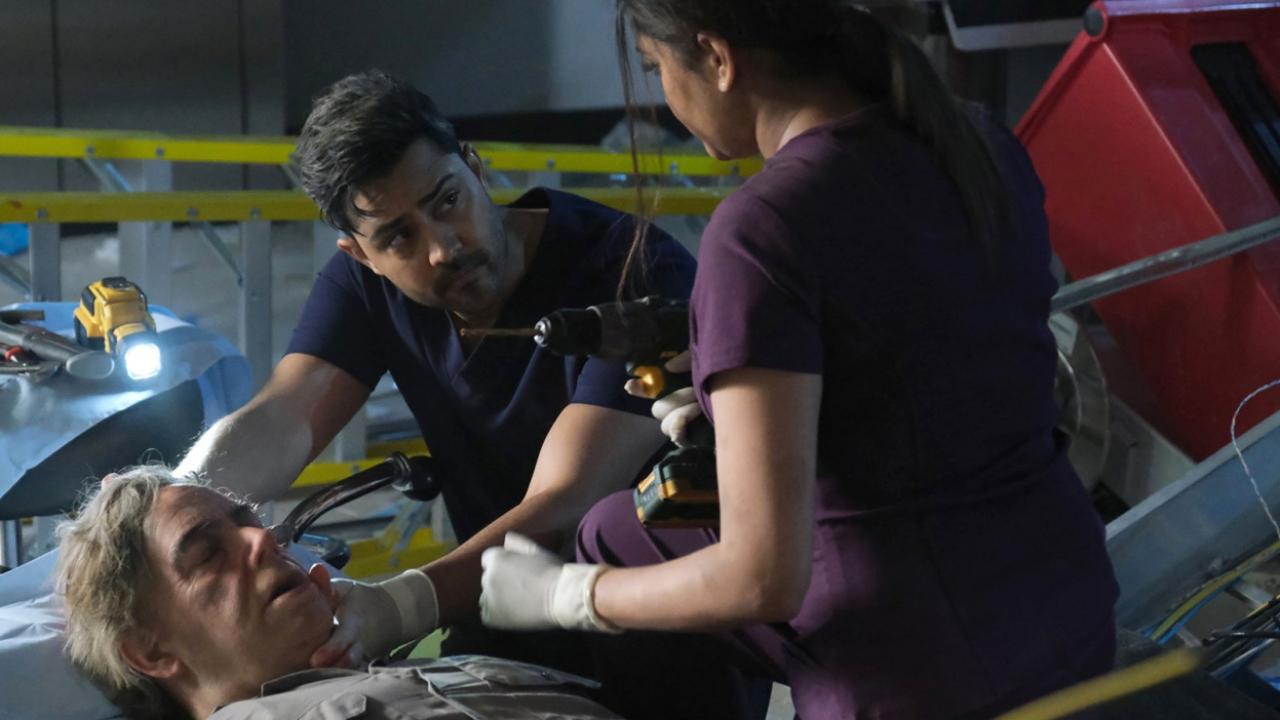 The Resident saison 4 : une tornade s'abat sur l'hôpital dans la bande-annonce du prochain épisode