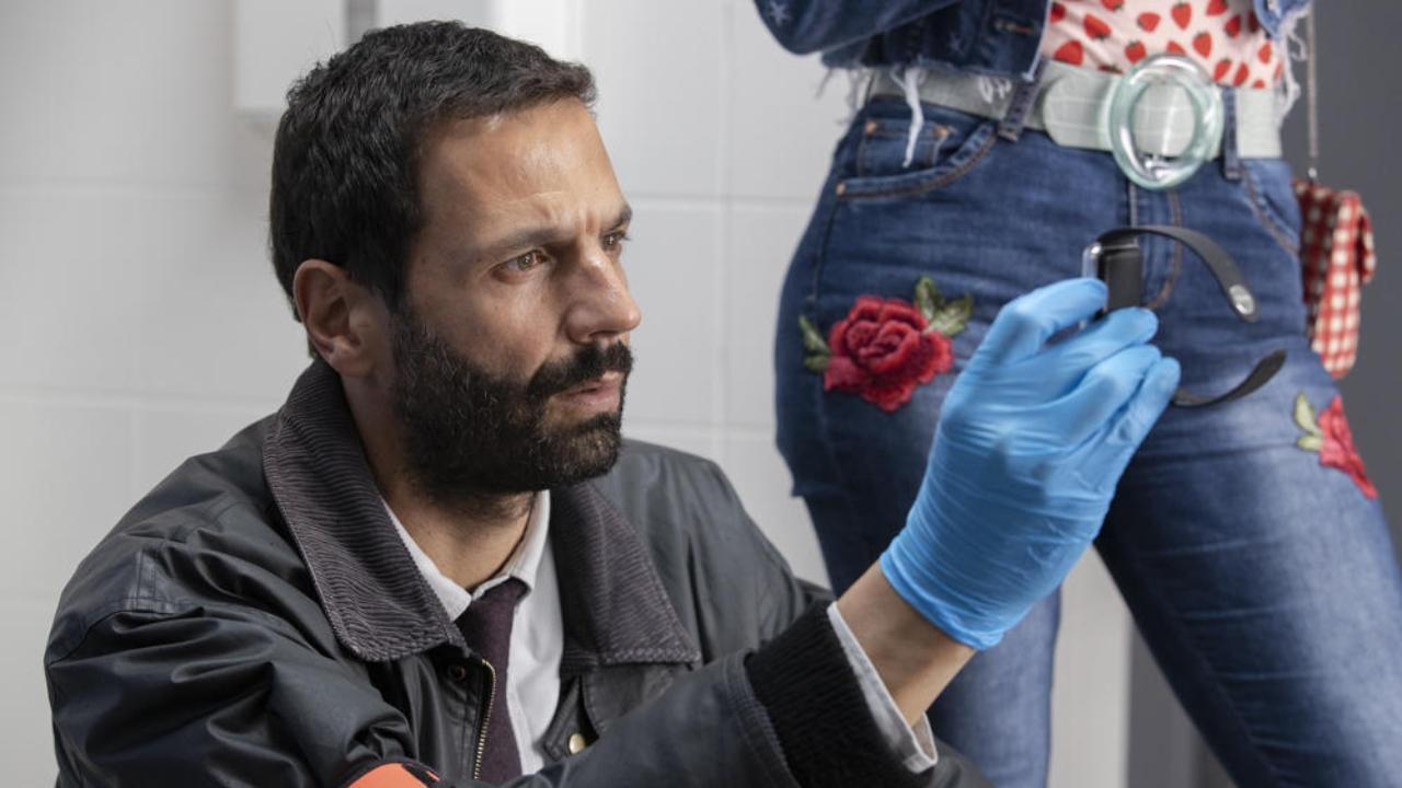 """HPI sur TF1 : """"L'aspect comédie n'était pas totalement assumé au départ"""" selon Mehdi Nebbou (Karadec)"""