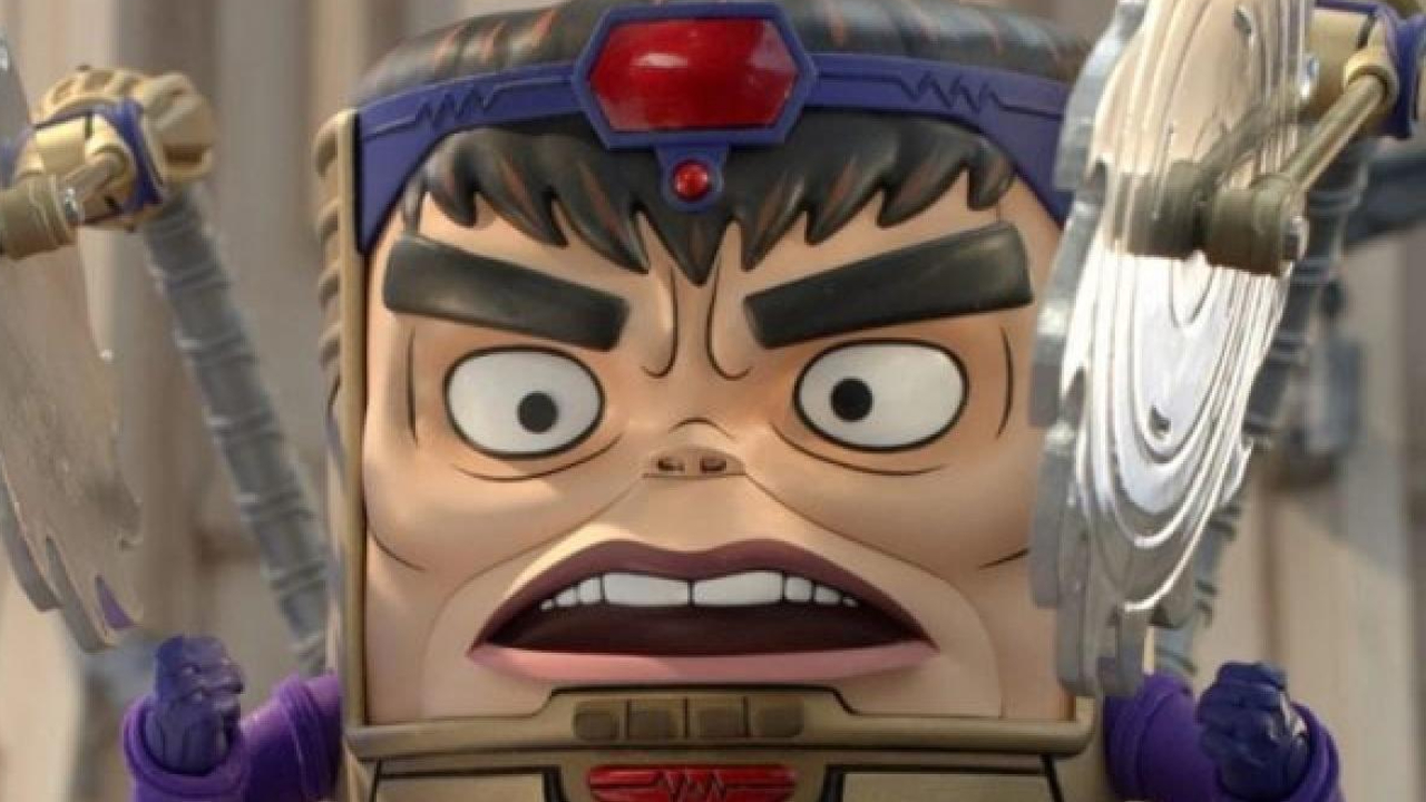 M.O.D.O.K. sur Disney+ : la série animée ne sera pas reliée au MCU