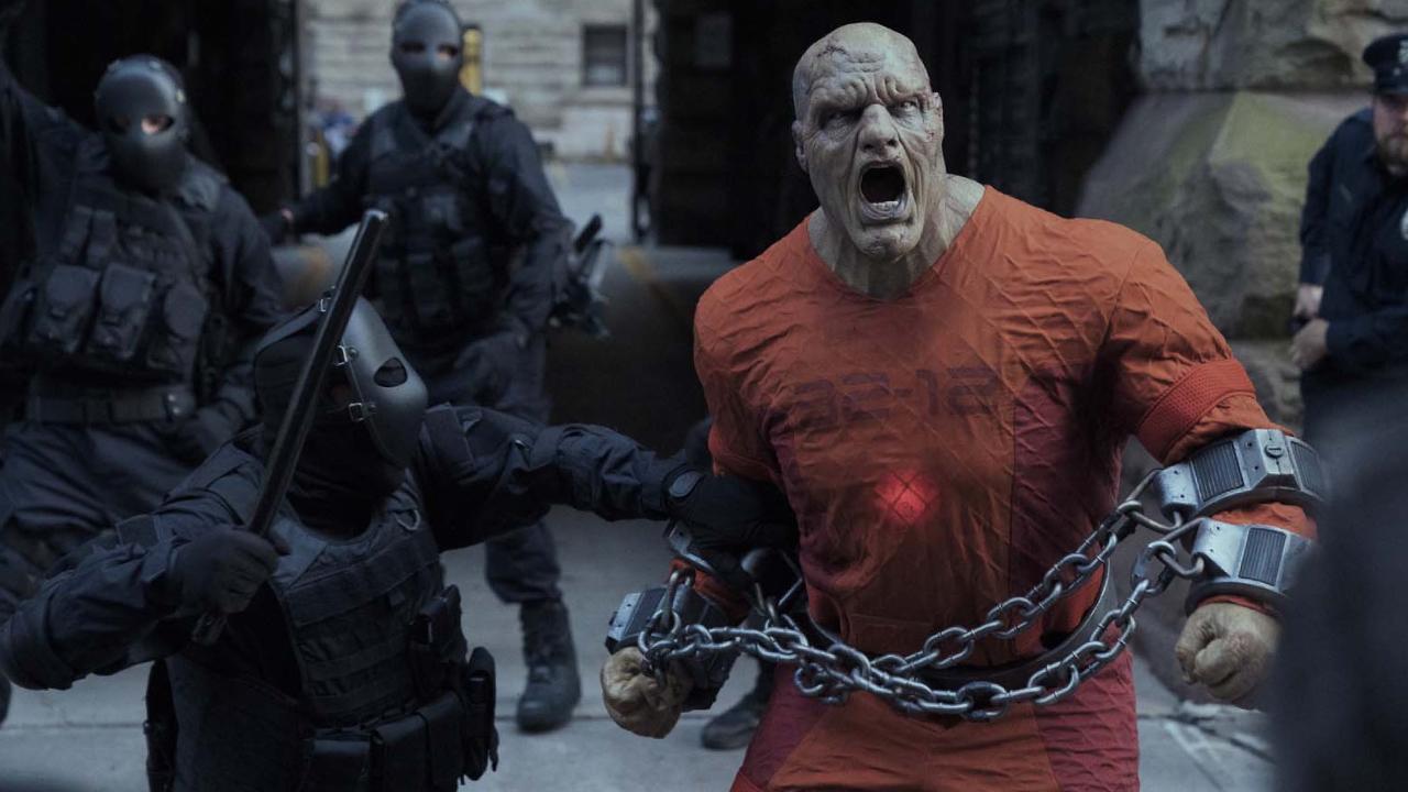 Jupiter's Legacy sur Netflix : quel acteur de X-Men et Halloween se cache derrière Blackstar ?