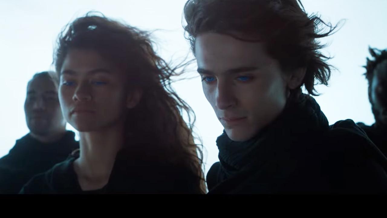 Nouvelle bande-annonce Dune avec Timothée Chalamet et Zendaya : images sublimes pour l'événement SF de la rentrée