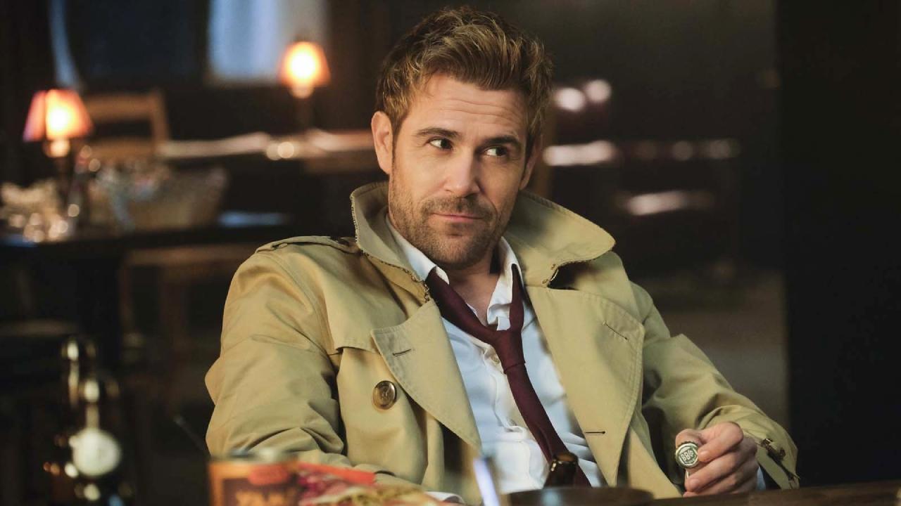 Legends of Tomorrow : exit Constantine, Matt Ryan jouera un nouveau personnage dans la saison 7