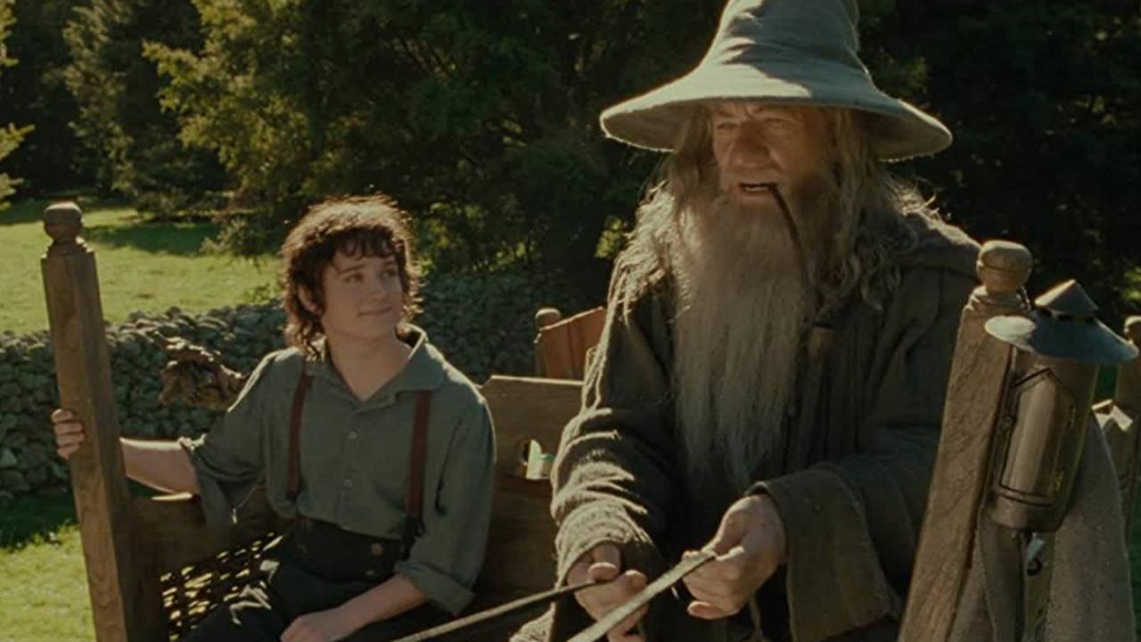 Le Seigneur des Anneaux : la petite astuce pour que Gandalf ait l'air plus grand que Frodon
