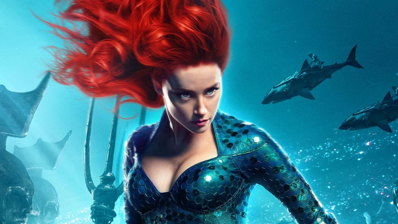 Aquaman 2 sans Amber Heard ? Le producteur réagit aux pétitions de fans