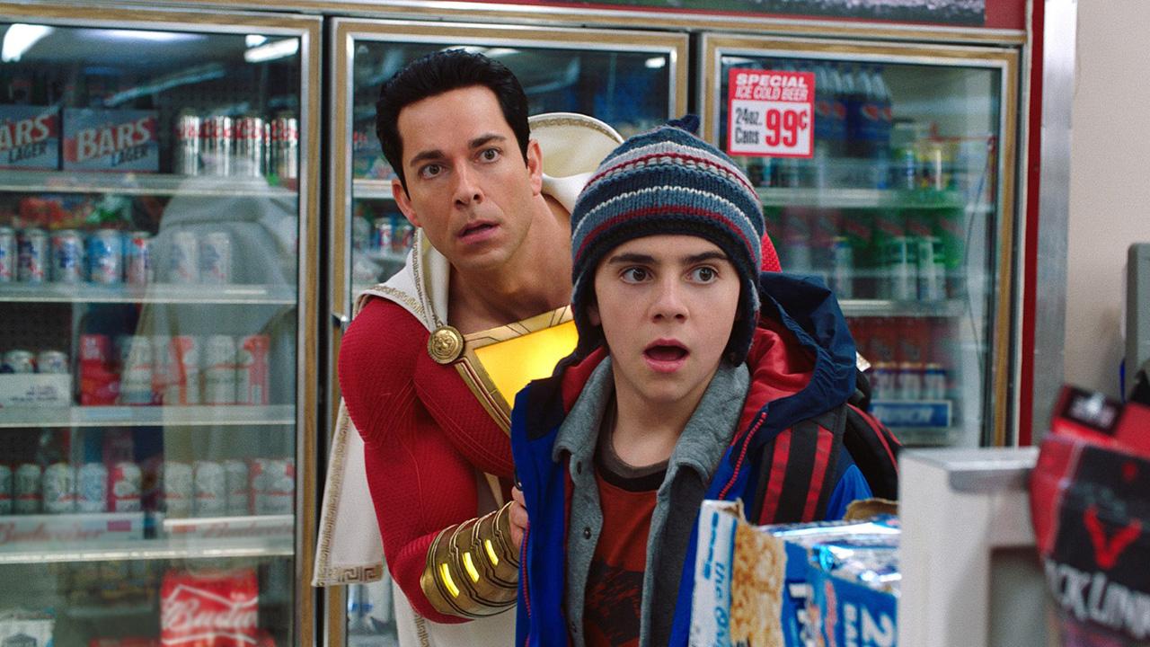 Shazam 2 : une photo de tournage révèle le retour surprenant d'un personnage