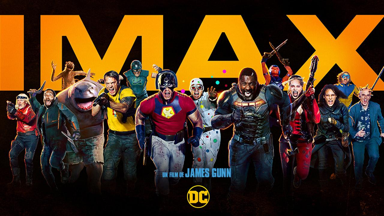 The Suicide Squad : pourquoi faut-il voir le film en IMAX ?
