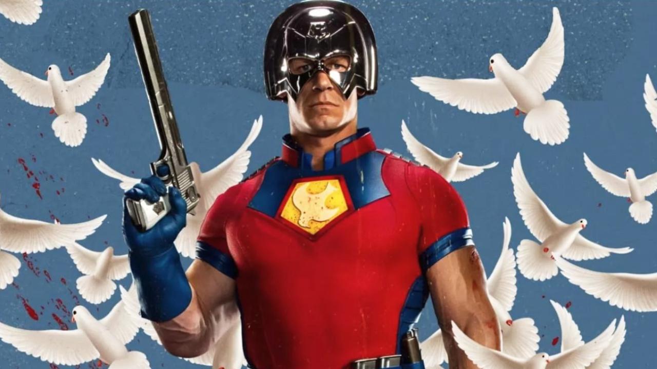 Peacemaker sur HBO Max : un première image de la série DC Comics avec John Cena