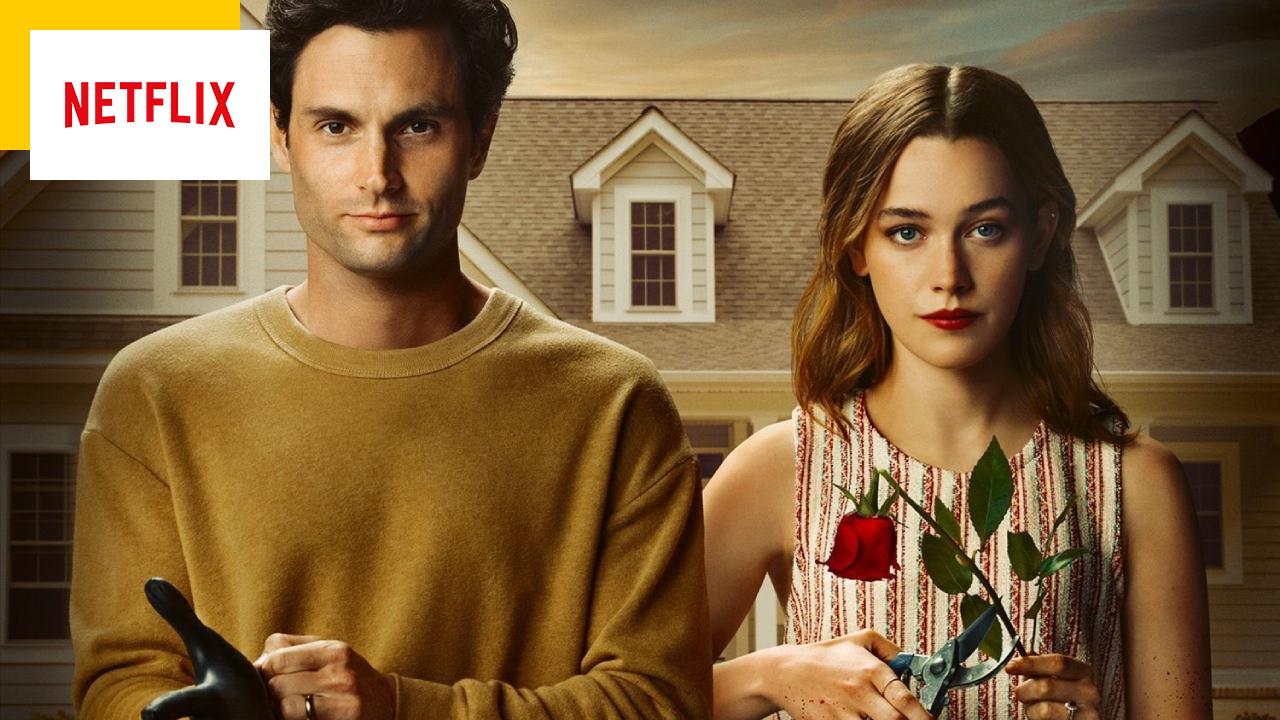 You sur Netflix : une saison 3 sanglante en mode Dexter et Desperate Housewives