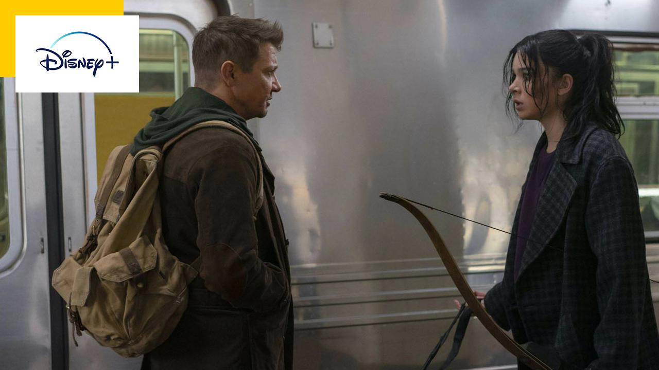 Marvel : une bonne nouvelle pour la série Hawkeye sur Disney+ !