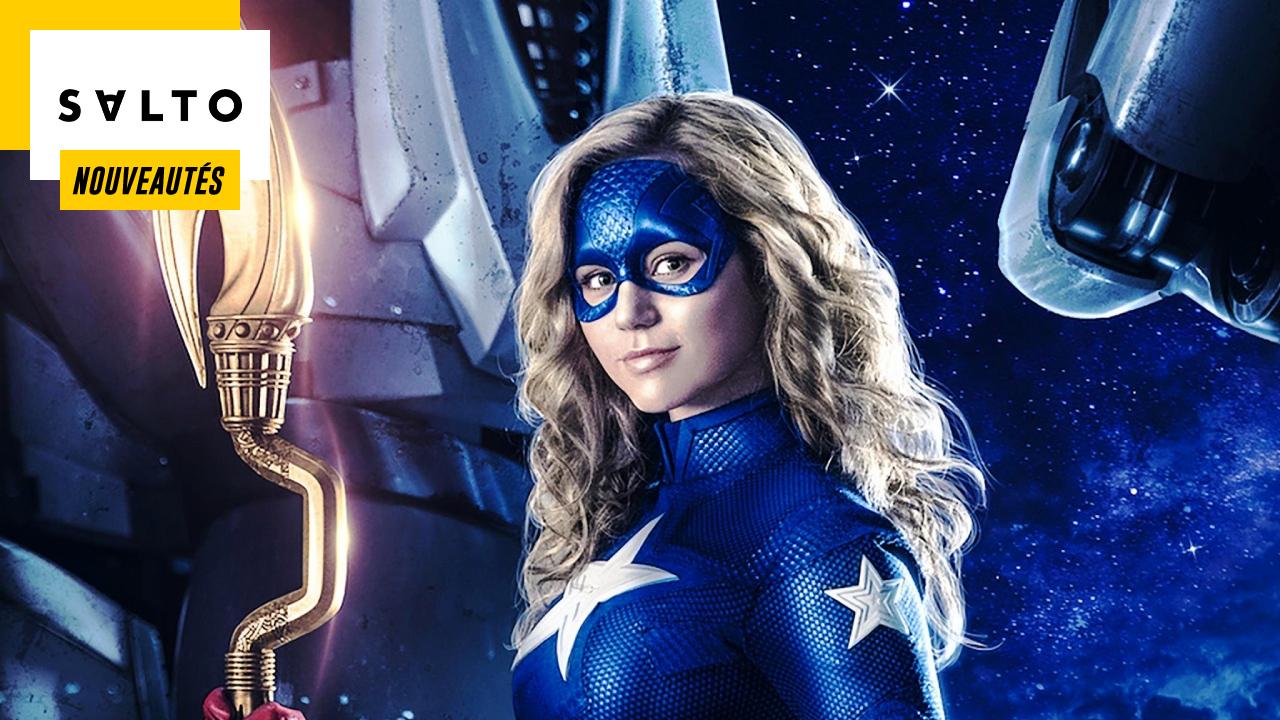 Stargirl : pourquoi il ne faut pas rater la nouvelle série super-héroïque DC Comics qui débarque sur Salto