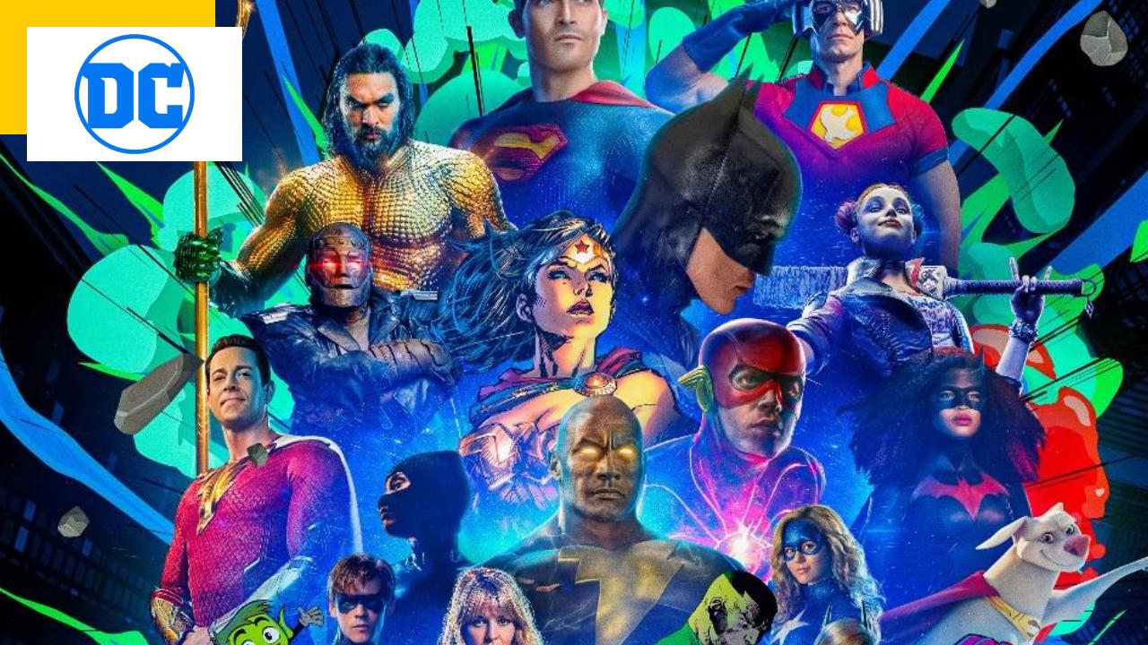 DC Fandome 21 : le résumé des infos à retenir, de Batman à Flash