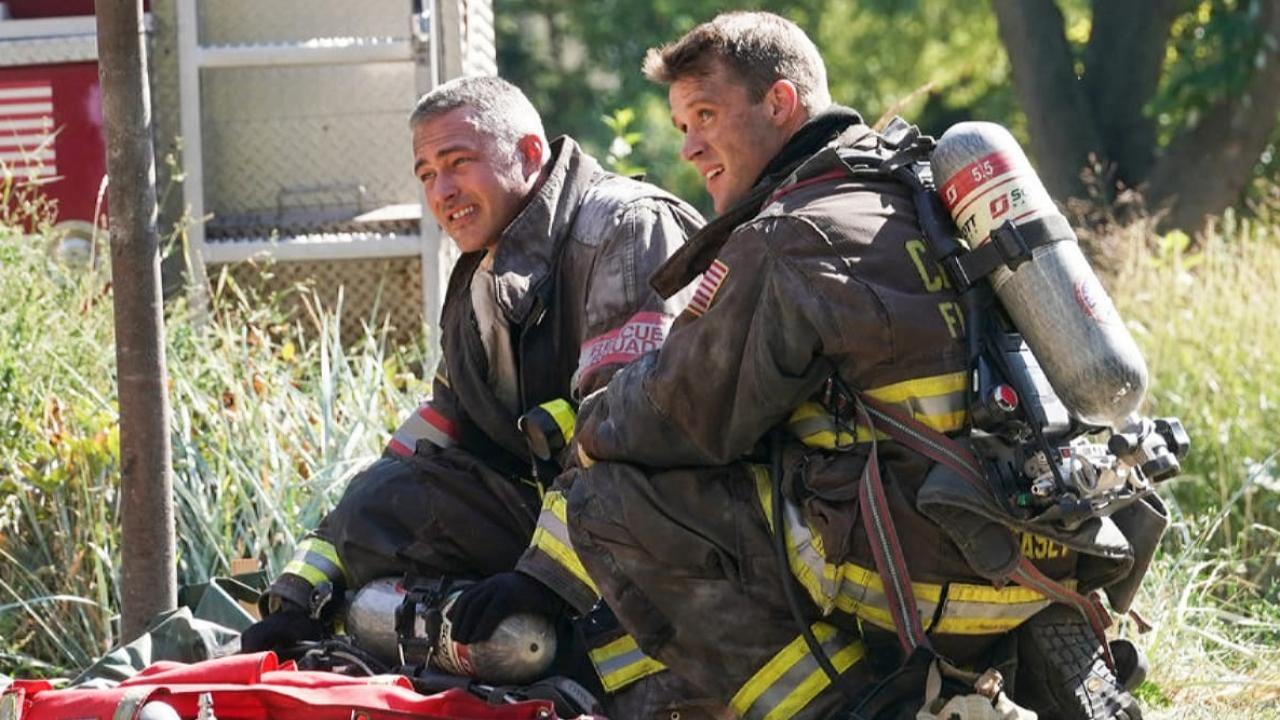 Chicago Fire : un des acteurs principaux quitte la série après 10 saisons