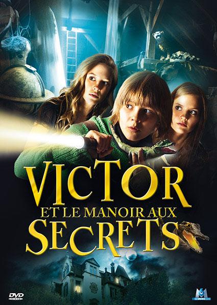 victor et le manoir aux secrets film 2011 allocin. Black Bedroom Furniture Sets. Home Design Ideas
