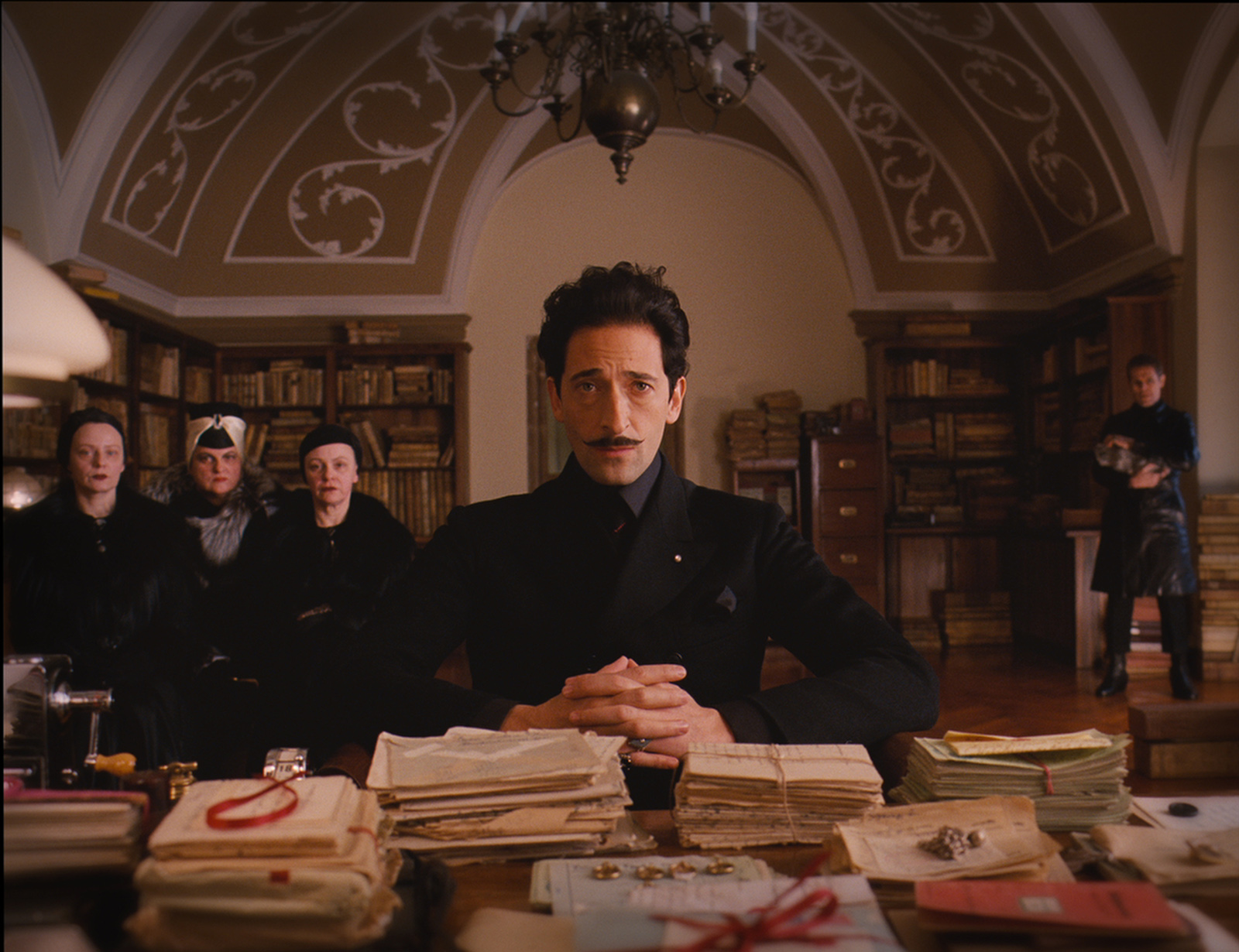 Photo Du Film The Grand Budapest Hotel Photo 11 Sur 24 Allocine