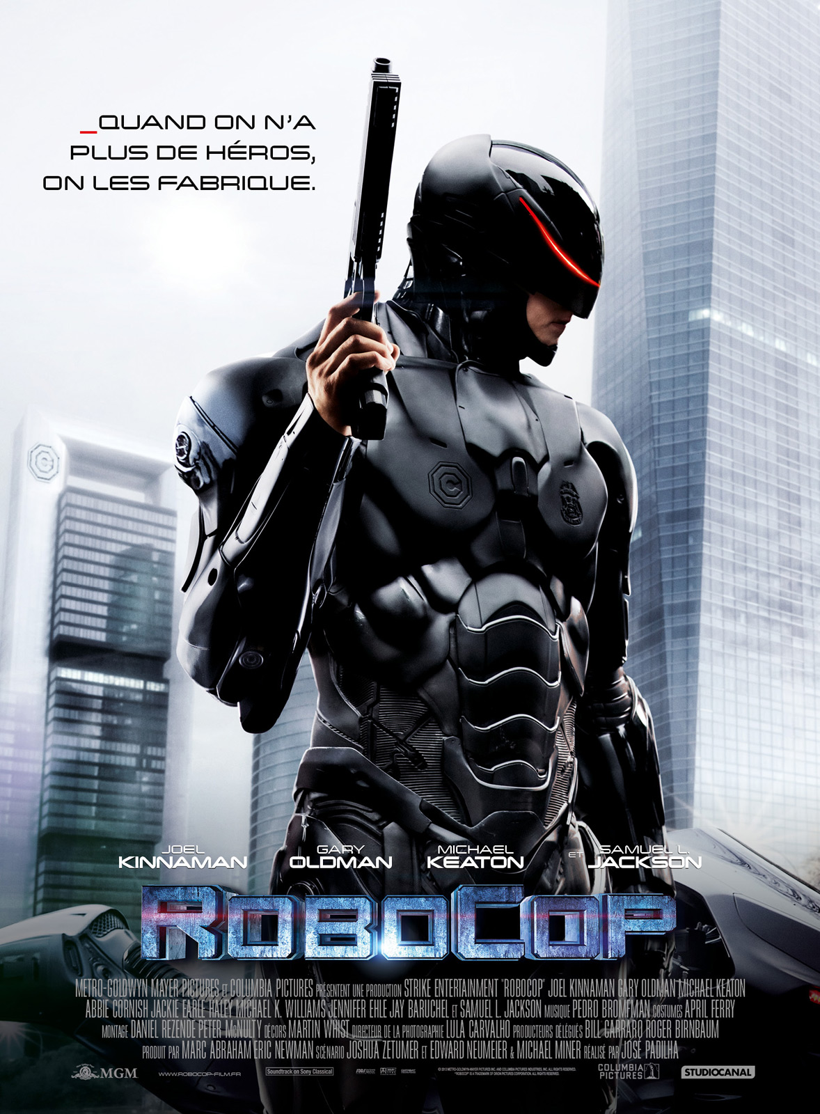 RoboCop streaming film