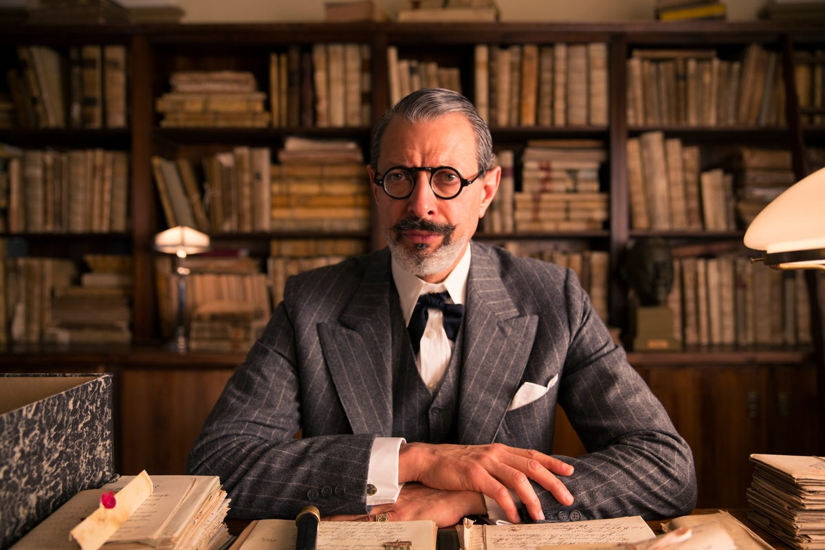 the grand budapest hotel film allocin eacute  the grand budapest hotel photo jeff goldblum