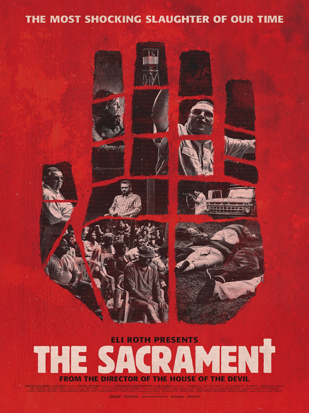 The Sacrament streaming