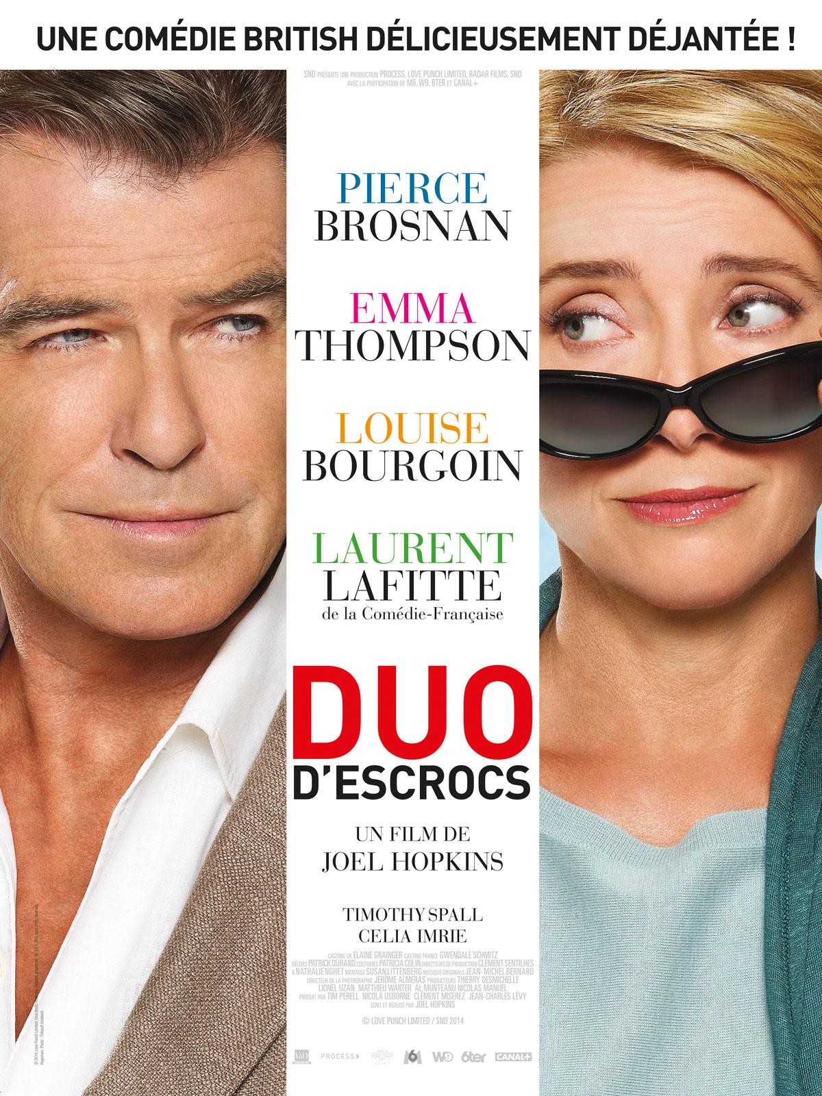 Duo d�escrocs