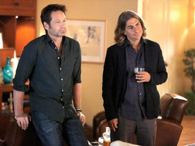 Californication : Photo David Duchovny, Michael Imperioli ...