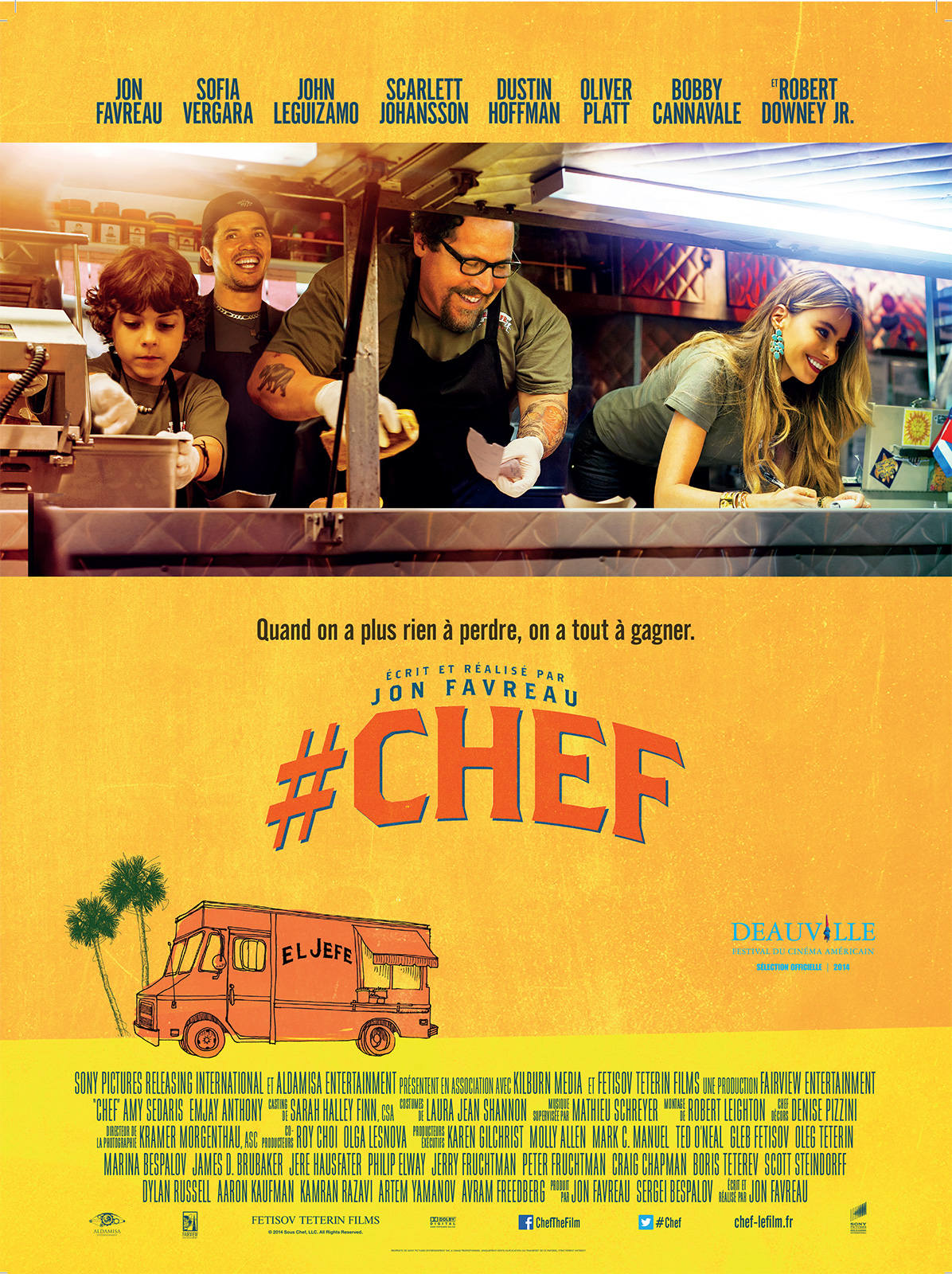 #Chef | Multi | 1CD | BDRiP | 2014