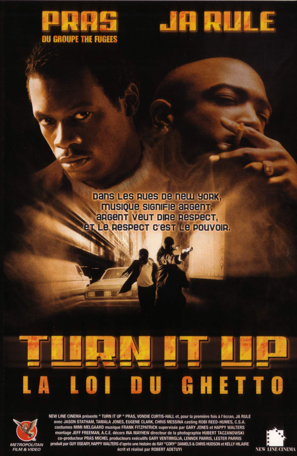 Turn it up Streaming Complet HD