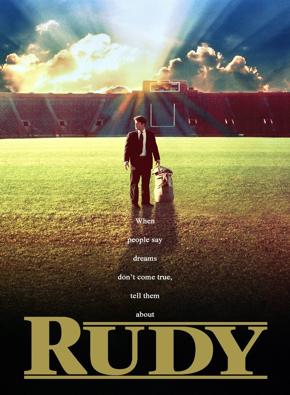 an introduction to the movie rudy by david anspaugh Pitch perfect (also known as the hit girls in france, and voices in italy) is a 2012 american comedy film directed by jason moore and written by kay cannon it.