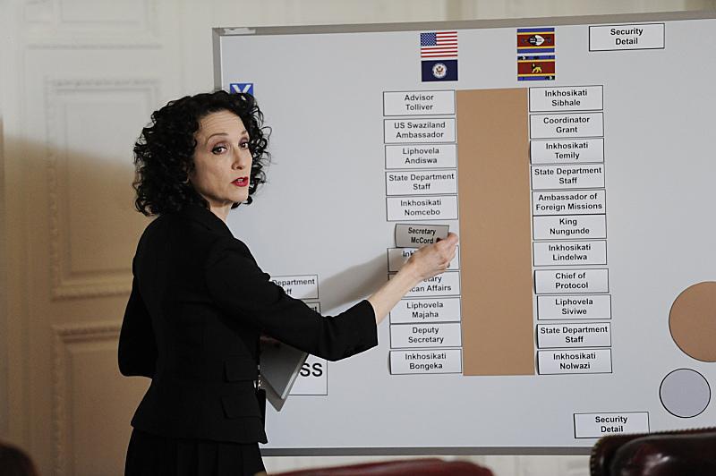 Madam secretary photo de bebe neuwirth 223 sur 233 for Is bebe neuwirth leaving madam secretary