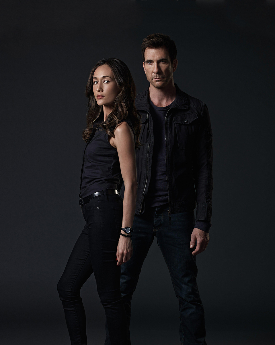 Photo de Dylan McDermott - Photo Dylan McDermott, Maggie Q - AlloCiné
