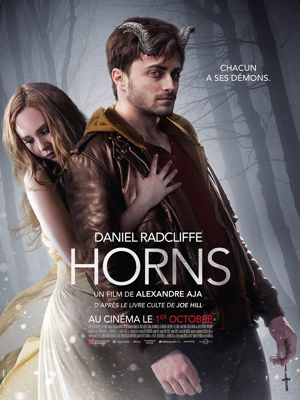 Horns | UpToBox + 1Fichier | HDRip MD | 2013