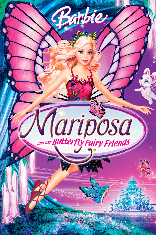 Barbie Mariposa Et Ses Amies Les Fées Papillons Film 2007 Allociné