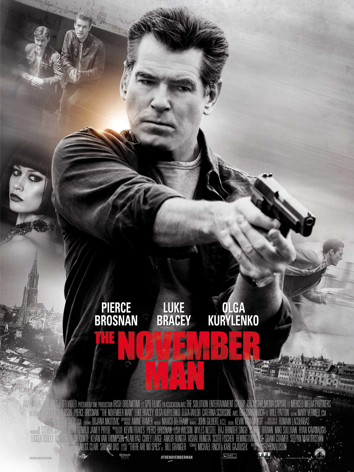 The November Man - film 2014 - AlloCiné