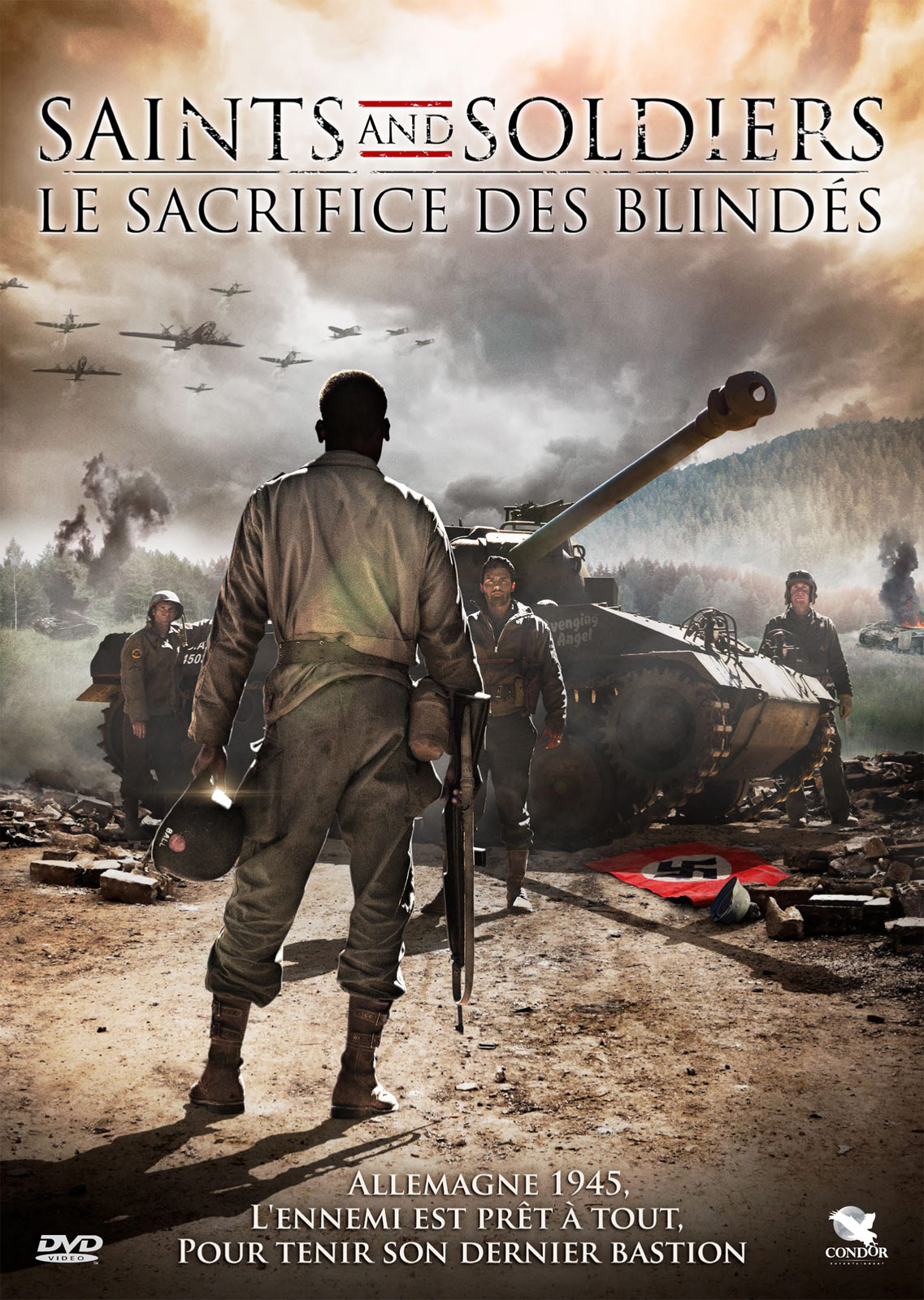 Saints & Soldiers 3, le sacrifice des blind�s | Multi | 1CD | TrueFrench | BDRiP