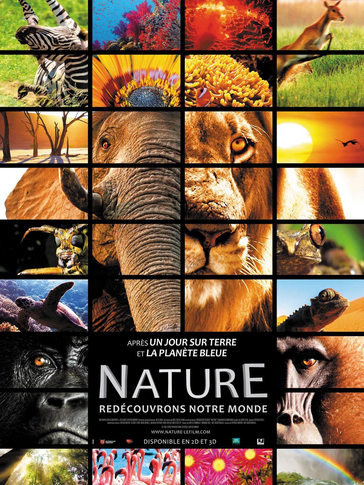 Nature affiche