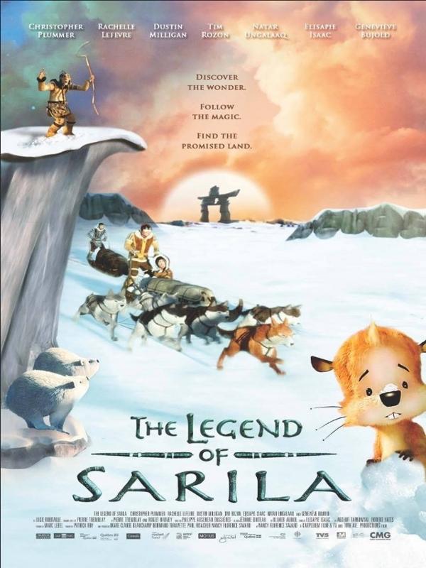 La Légende de Sarila Streaming VF DVDRIP