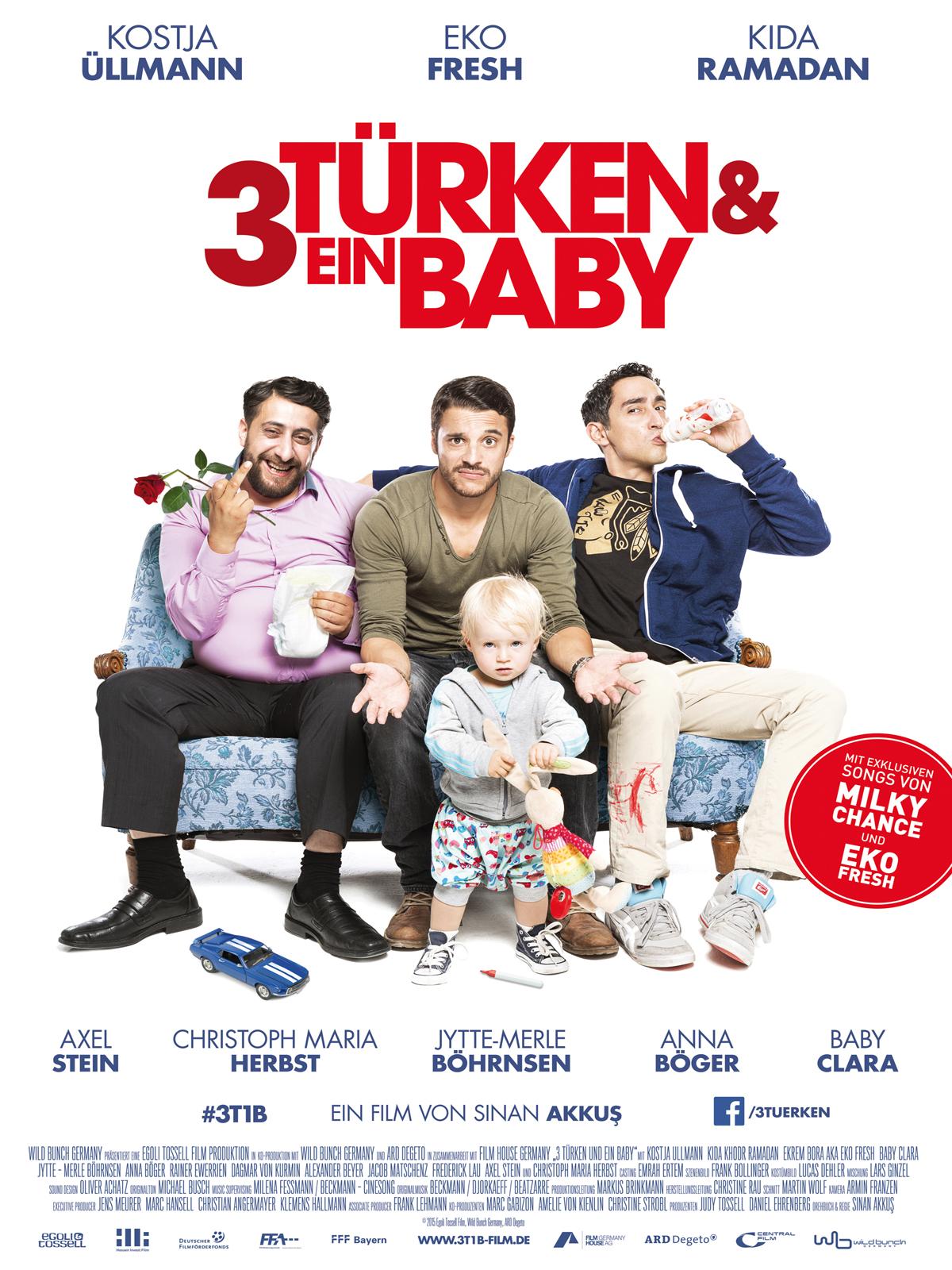 Drei Männer Und Ein Baby Geist