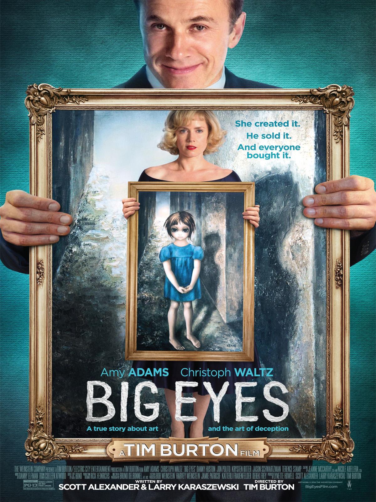Big Eyes | Multi | BDRiP | 2014 | FRENCH 1CD