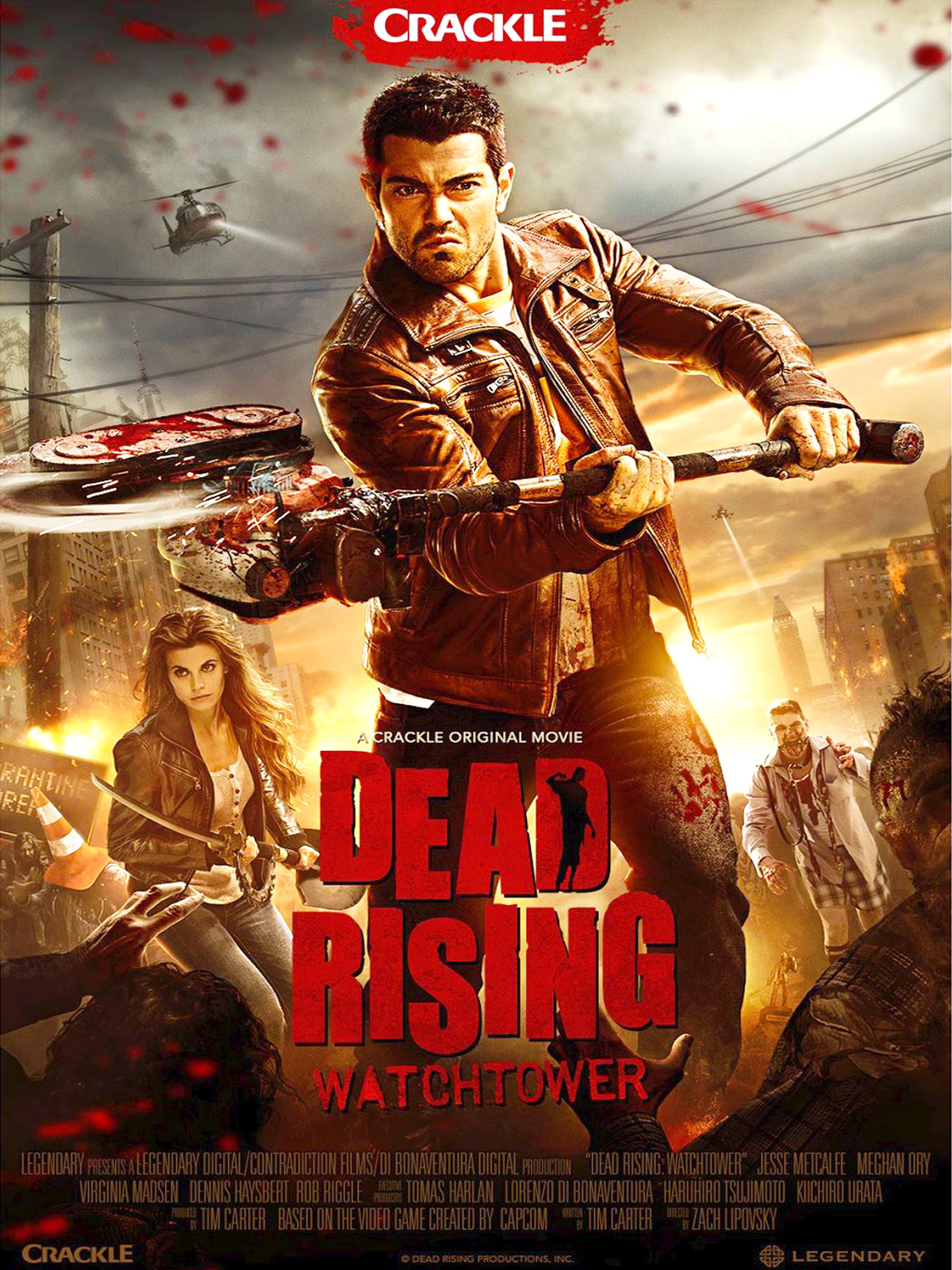 Dead Rising: Watchtower streaming