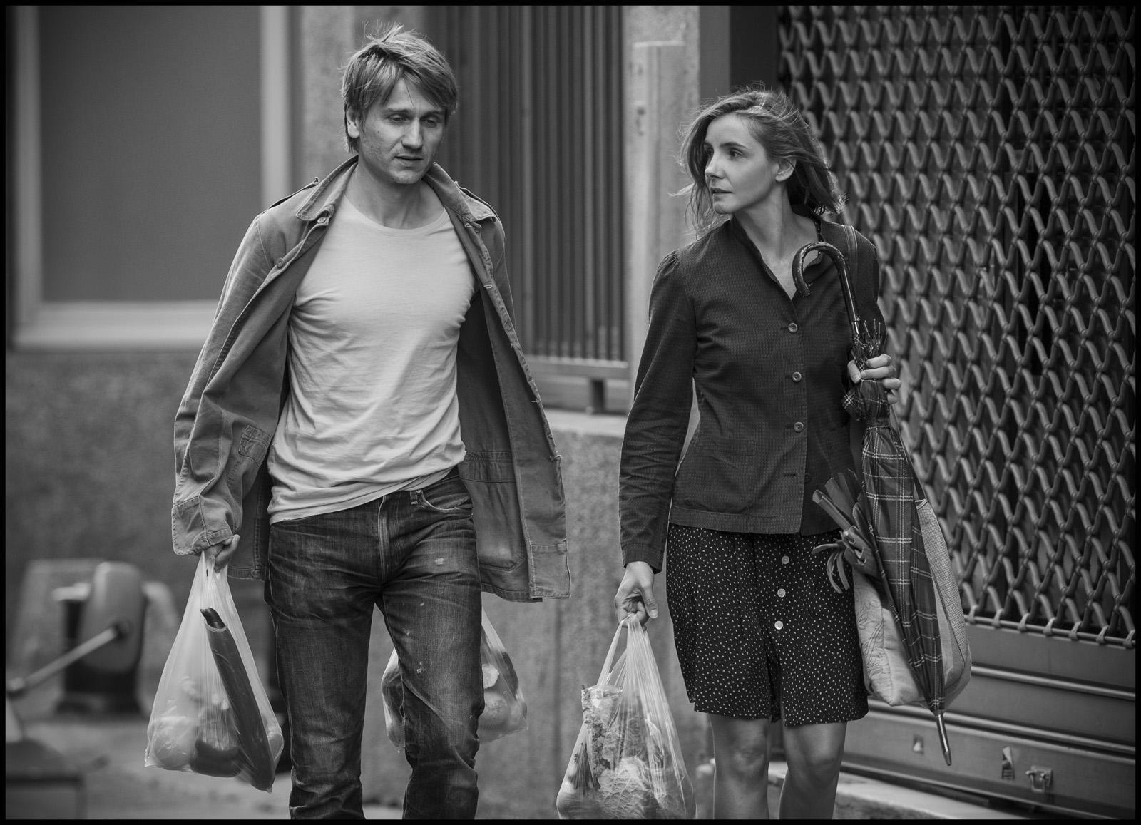 L'Ombre des femmes - Stanislas Merhar et Clotilde Courau