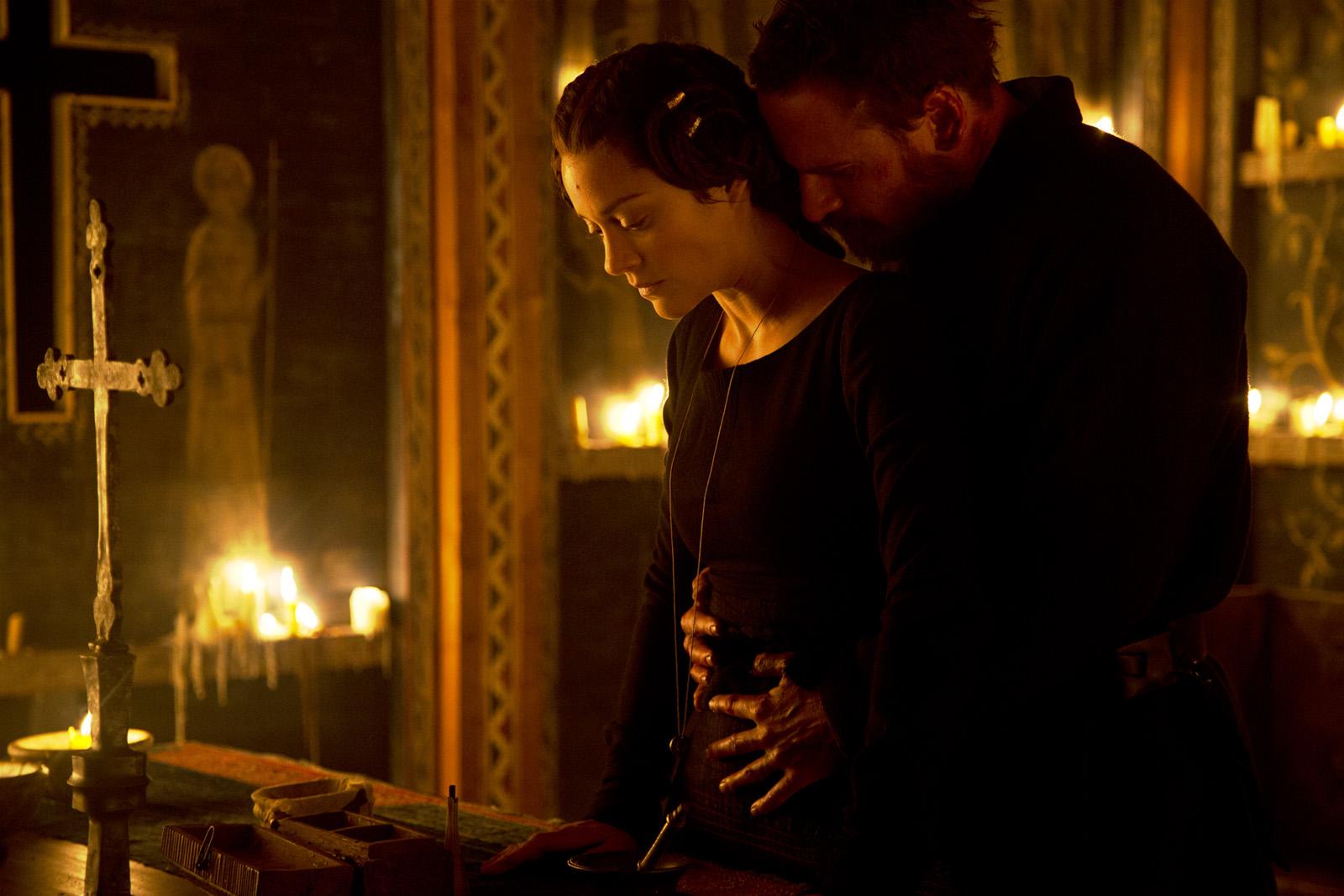 Macbeth - Marion Cotillard et Michael Fassbender
