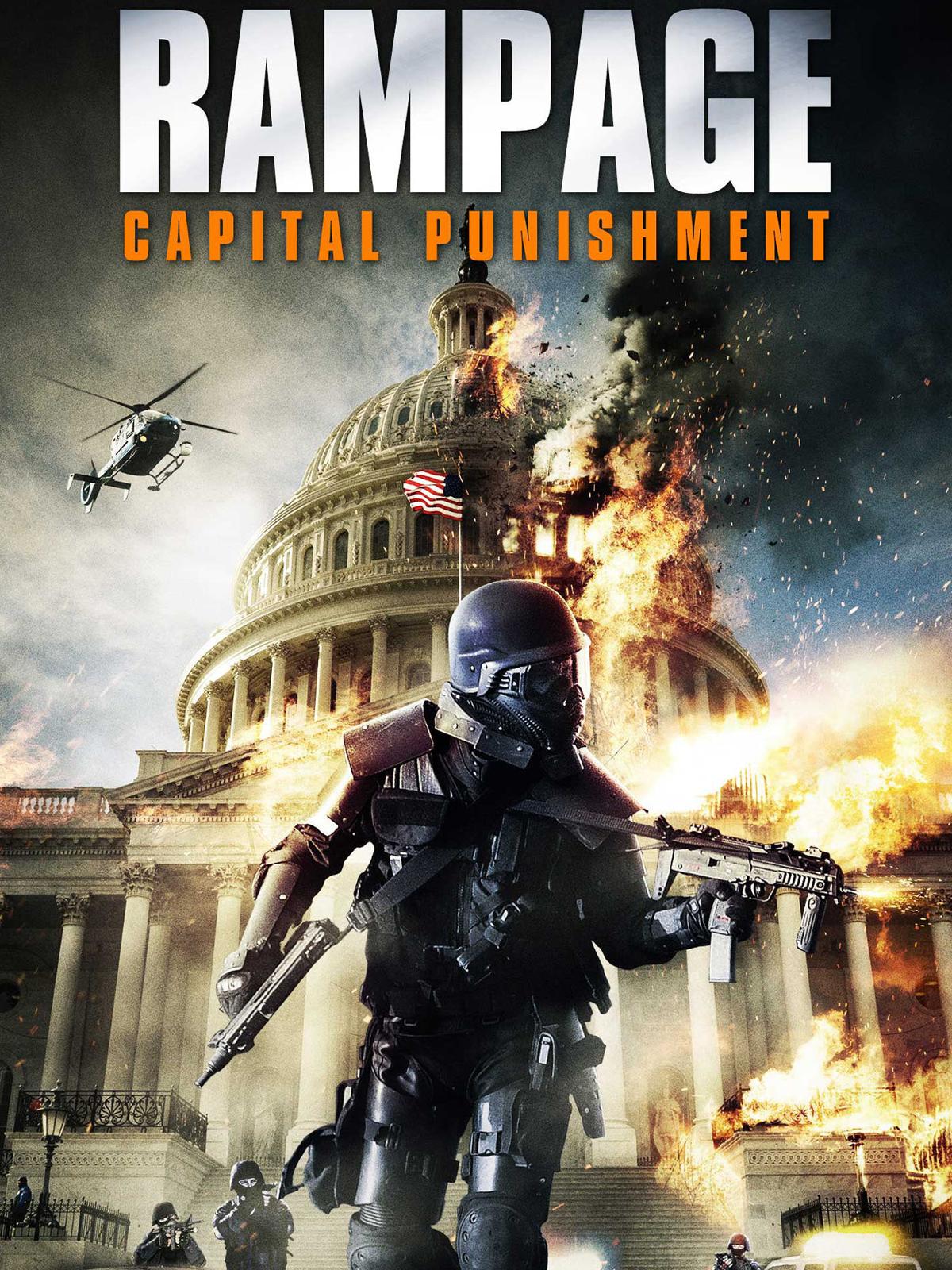 Rampage 2 - La Vengeance d'un Sniper affiche