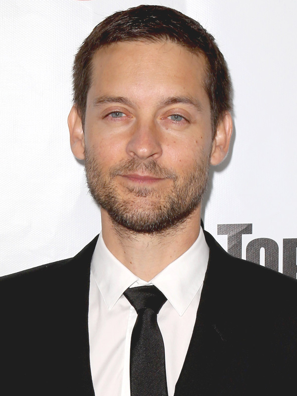 Tobey Maguire : News - AlloCiné Tobey Maguire