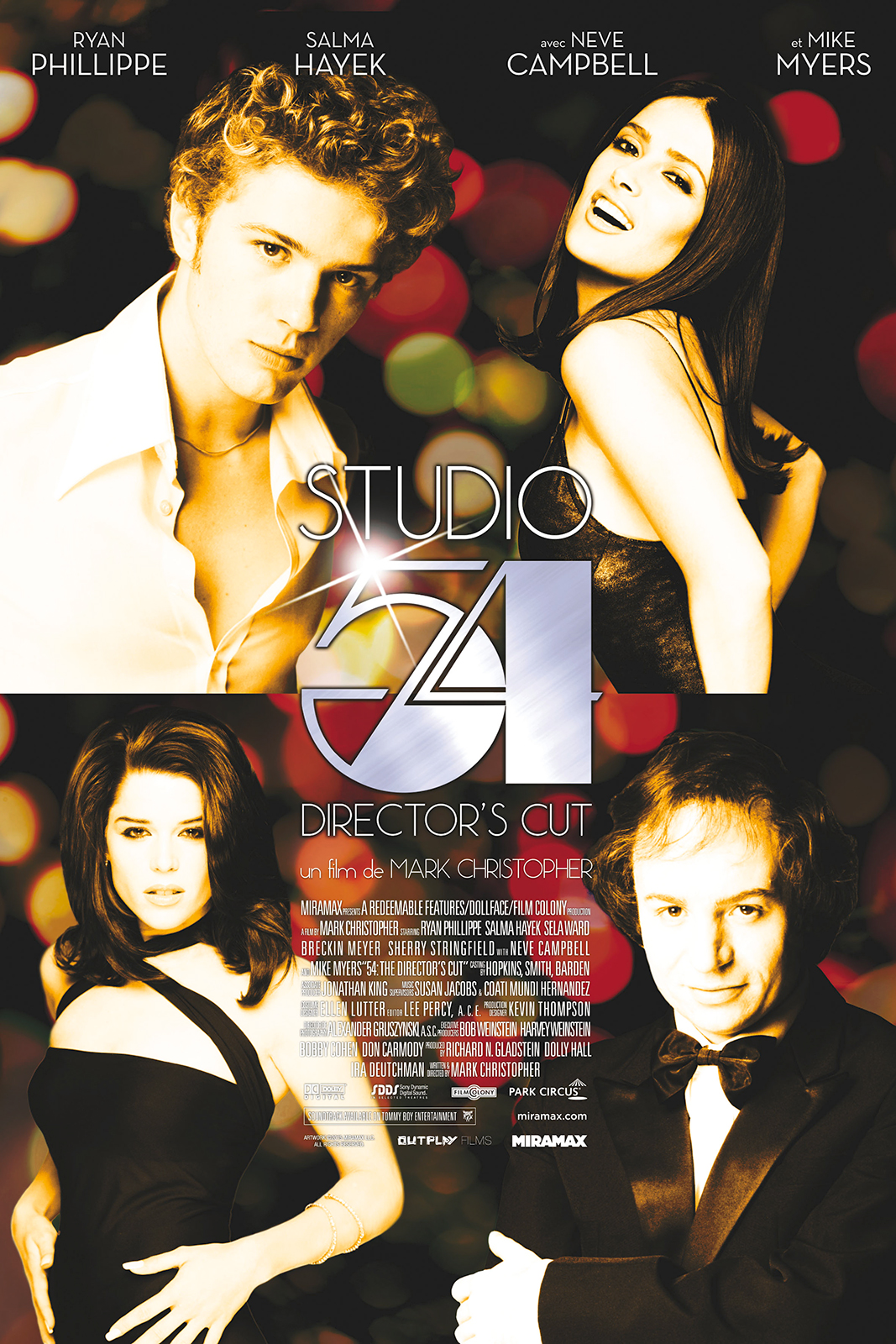 Studio 54 - Director's Cut - film 2015 - AlloCiné Ryan Phillippe Series