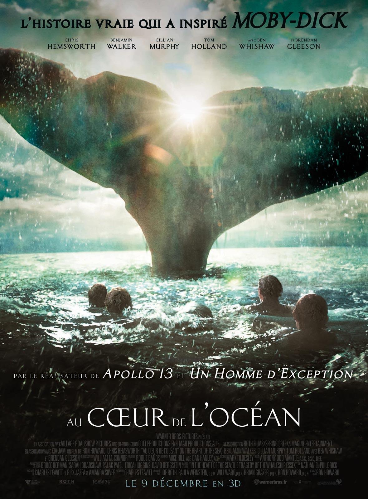 Au coeur de l'Océan ddl