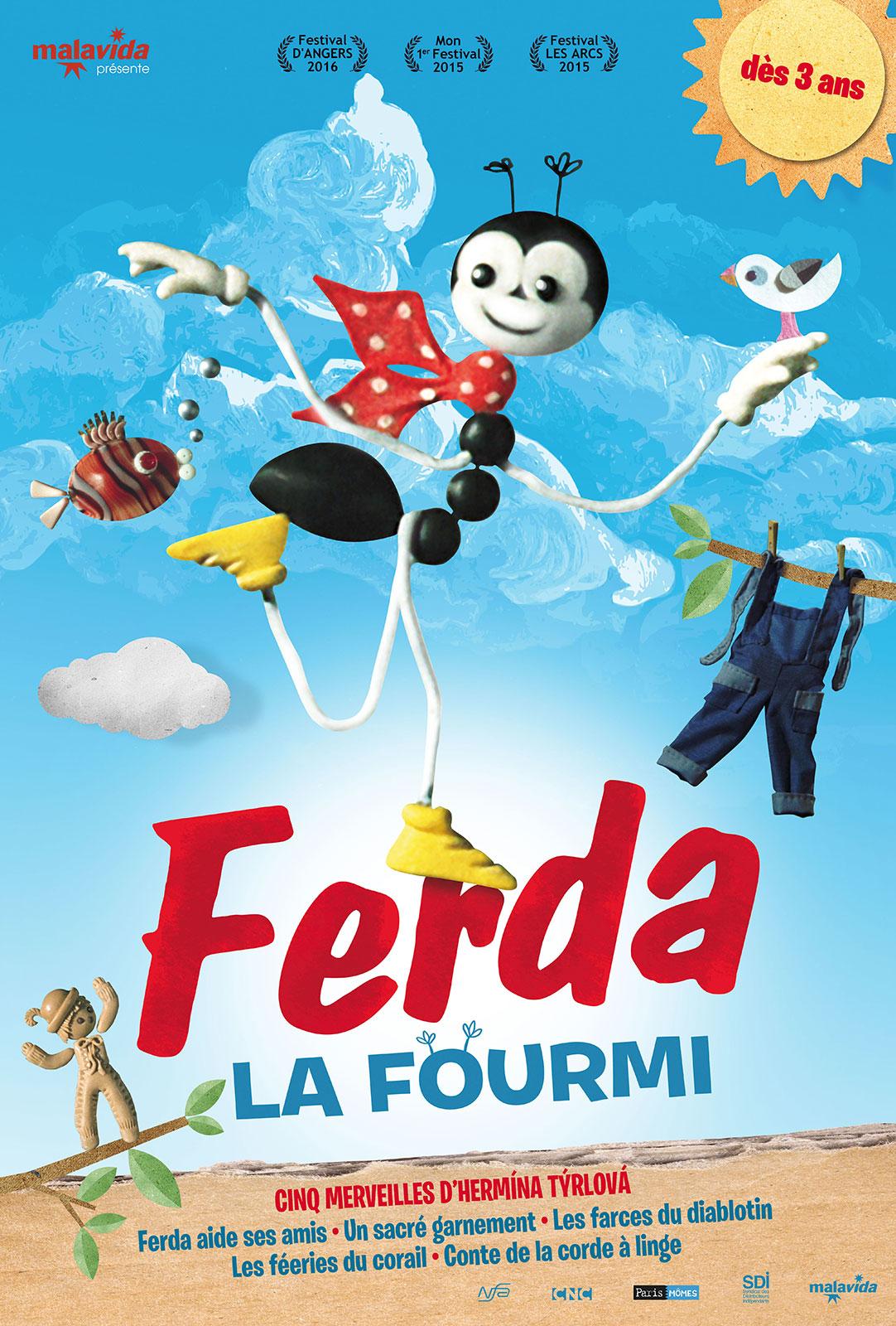 La Allociné Fourmi 2015 Ferda Film FT3JKl1c