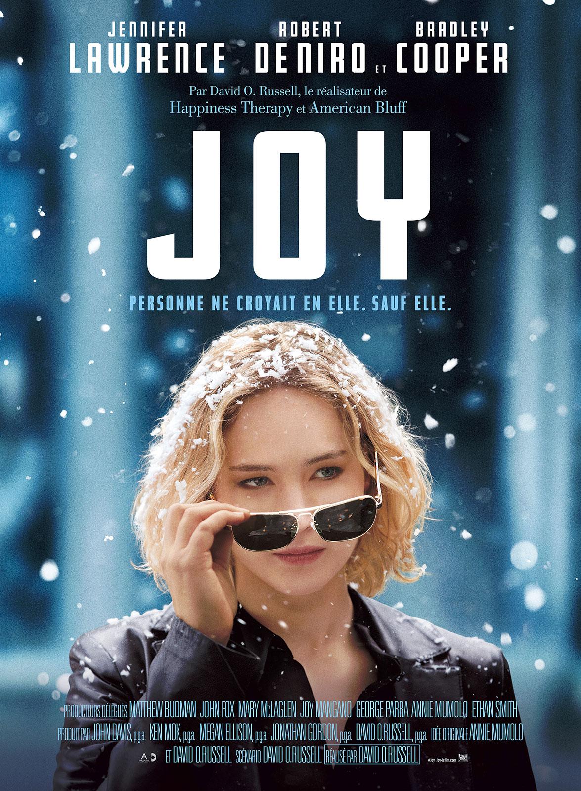 Joy (2015) affiche