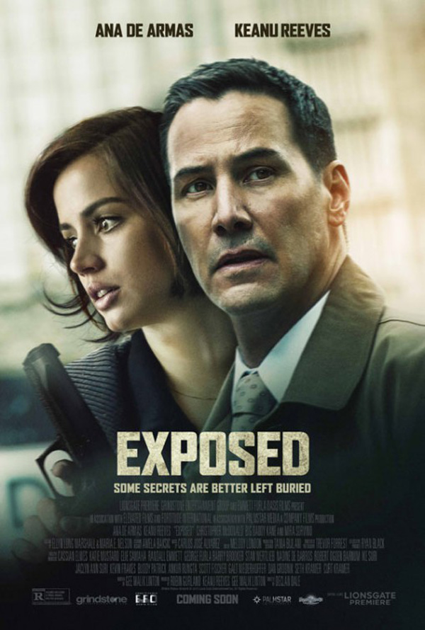 Exposed (2015) affiche