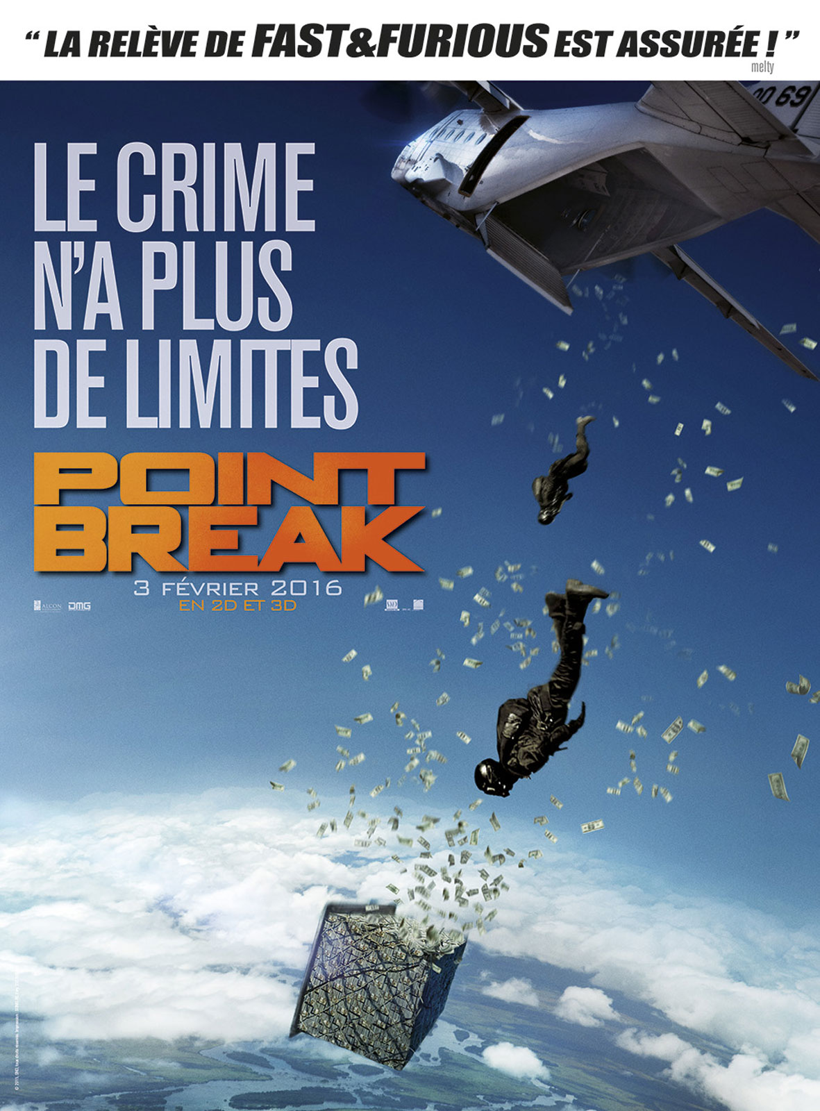 Point Break ddl