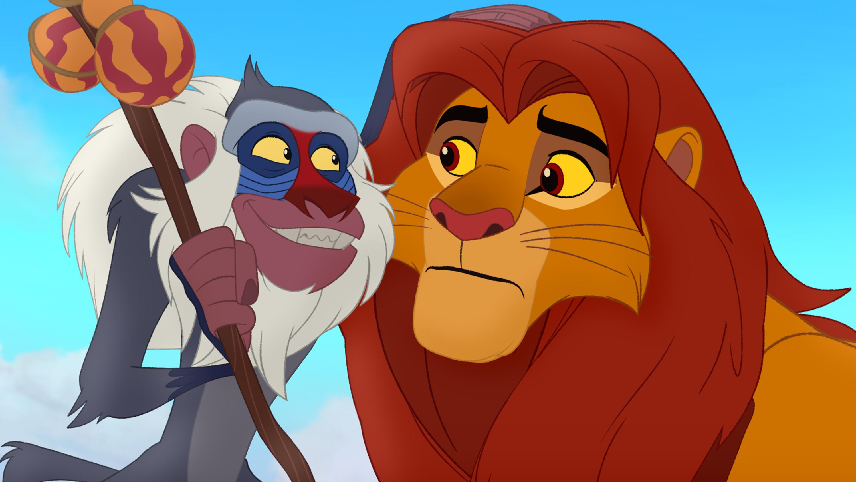 La garde du roi lion photo 14 sur 16 allocin - Voir le roi lion ...