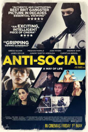 Anti Social FRENCH WEBRIP 1080p 2018