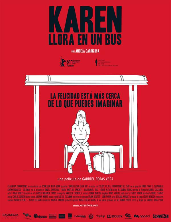 Karen llora en un bus Streaming Francais HDRIP